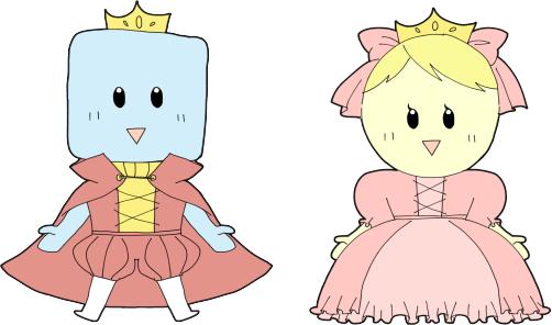 ミネラル王子とシリカ王女