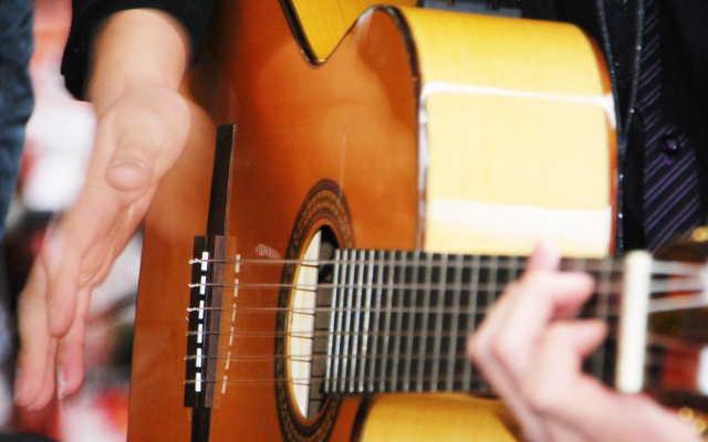 ギター練習と爪